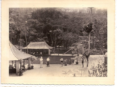 Mussungue, Piscina do Dundo, em 1940.