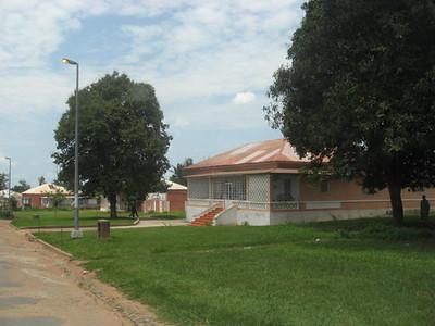 Rua 7 - K 255 em frente a' Aldeia do Museu - casa de Joaquim Grilo