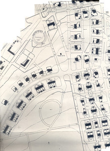 Folclore e rua das casas de primeiro andar