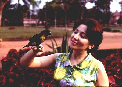 Ana Maria Cadete com pricas