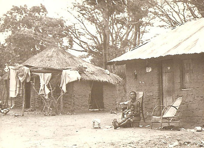 aldeia perto do Cossa