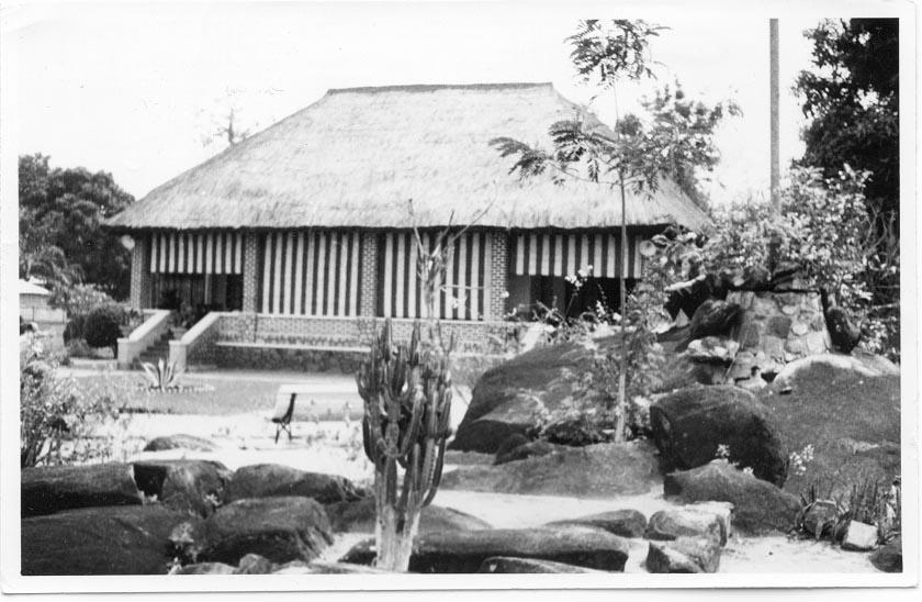 Casa de Repouso do Cossa, 1970