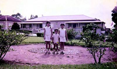 1972 Maludi  Lena, Carlos e Fernanda Simões