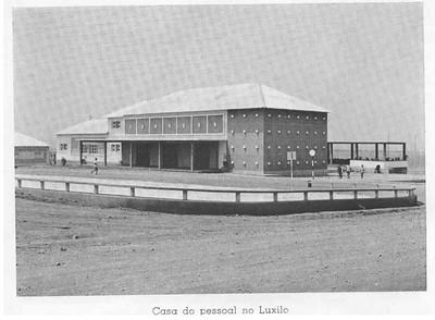1967 -Casa do Pessoal  do Luxilo