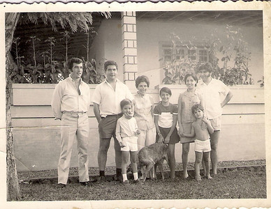 Luxilo Rodrigues e amigos
