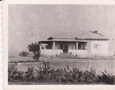 Luxilo - Casa da Familia Mario Veiga fim de anos 50s