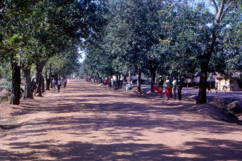 Dundo, 1967