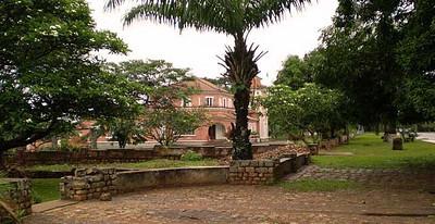 residencia do Administrador