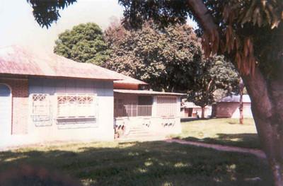 k201, 1991 - Segunda casa em frente ao Museu