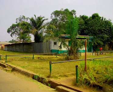 Dundo - Julho 2008