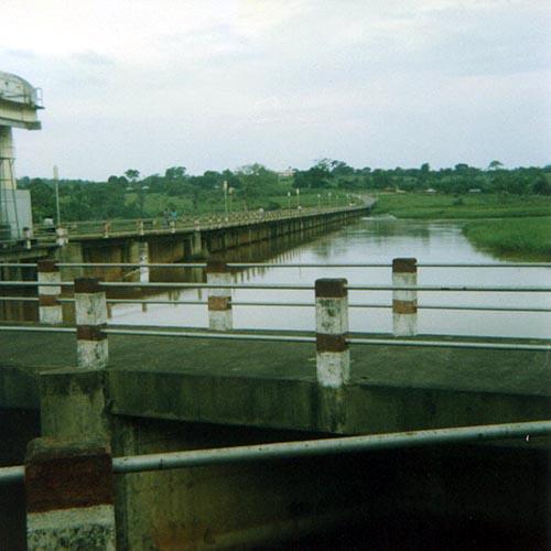 DUNDO, 1992, Barragem.