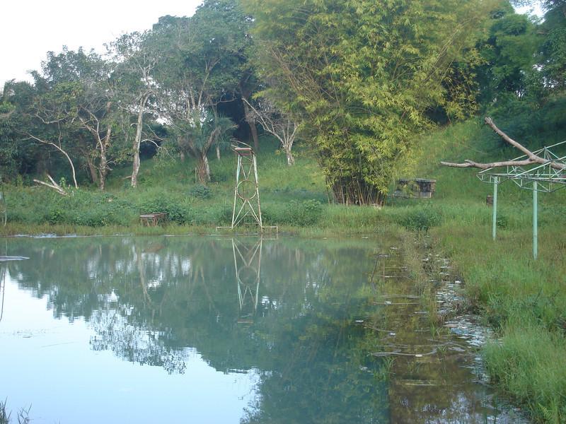 Piscina do Dundo - Mussungue