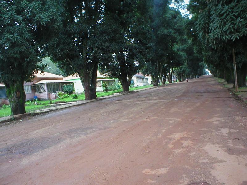 Rua da Casa do Pessoal Nzagi