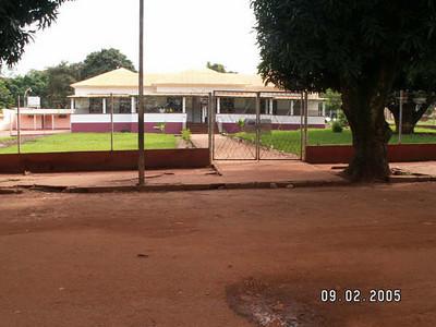 escolas no Nzagi