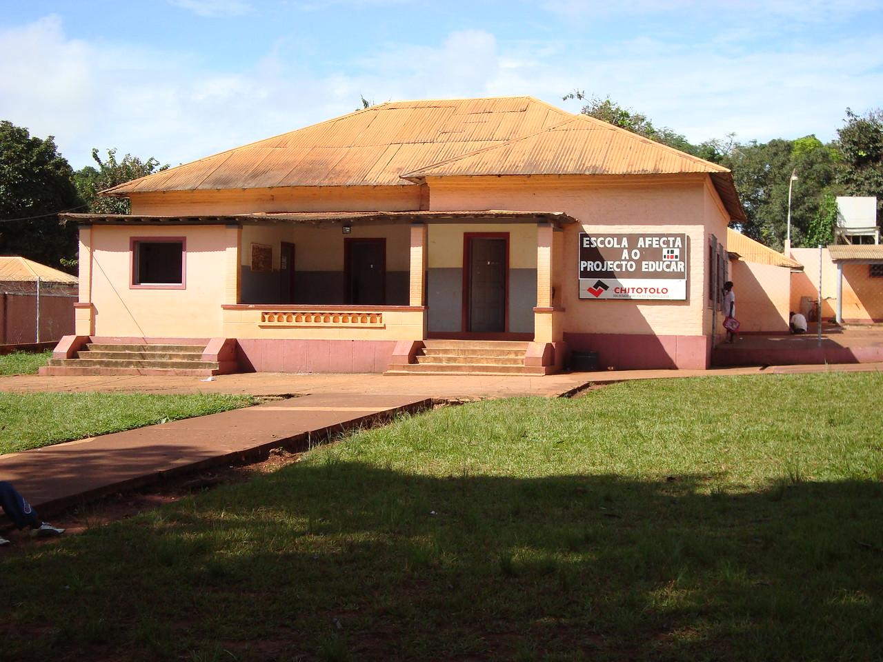 Escola primaria antiga