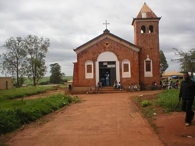 Igreja do Nzagi