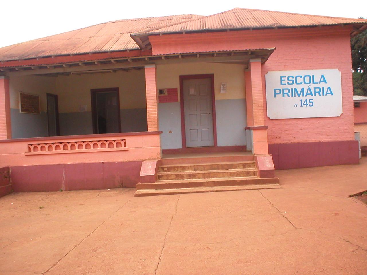 Escola primaria Nzagi