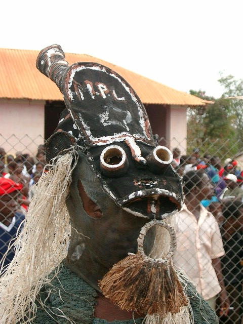 Máscara Catalamutxanga