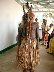 Máscaras Calianga, 2004