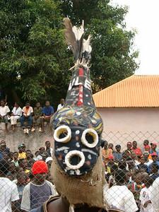 Máscara Txicunza