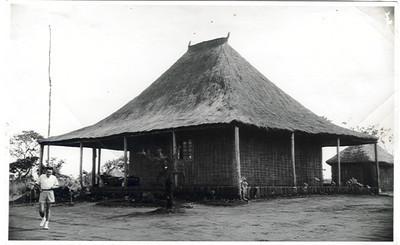 Champlon - prospector e a sua casa