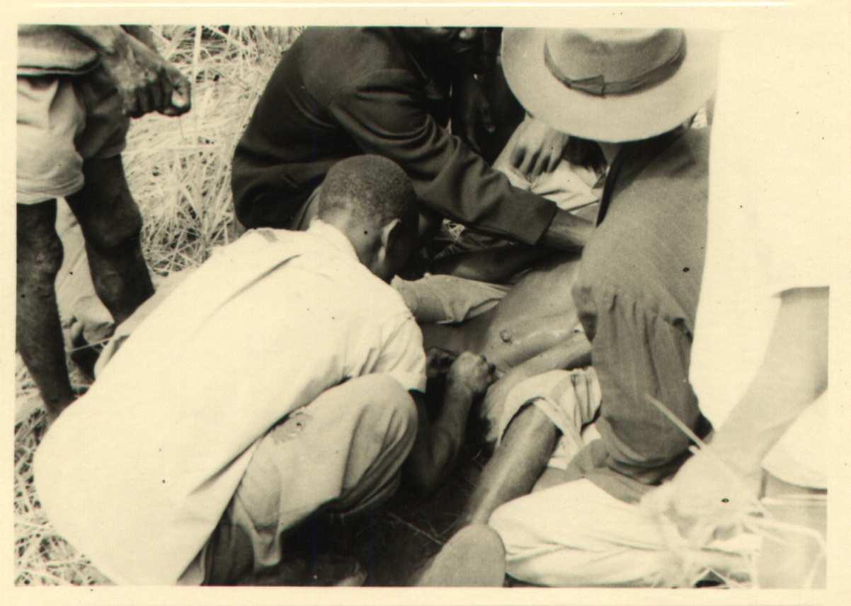 1967- perto do Luxilo -Patula