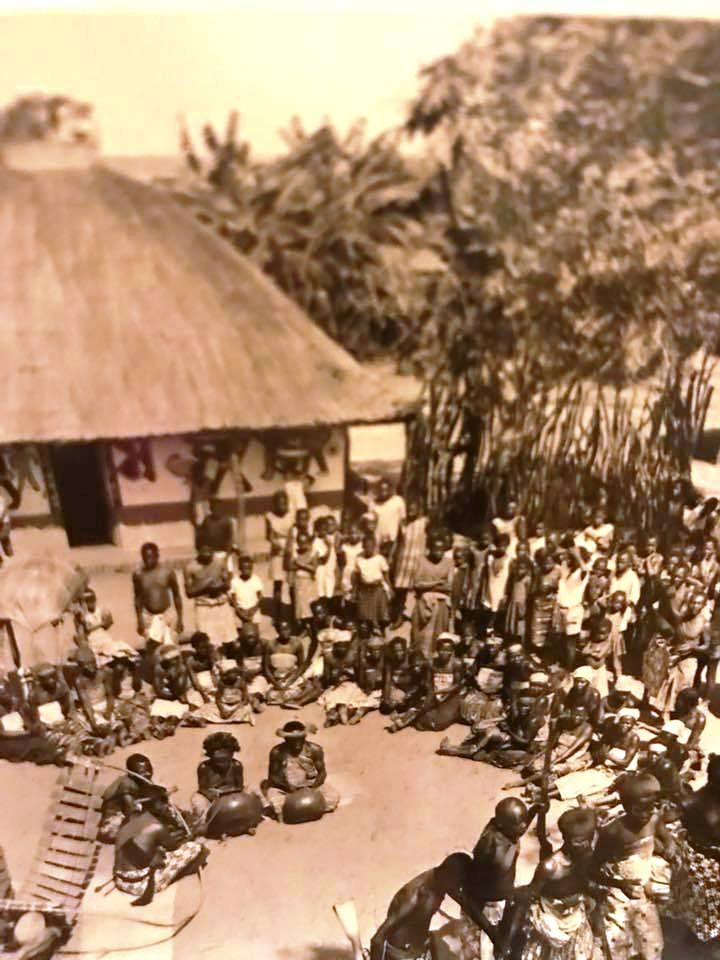 Festa tribal