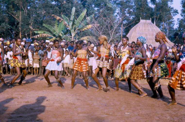 Bailarina- Museu do Dundo