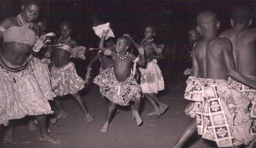 Dança dos Lenços