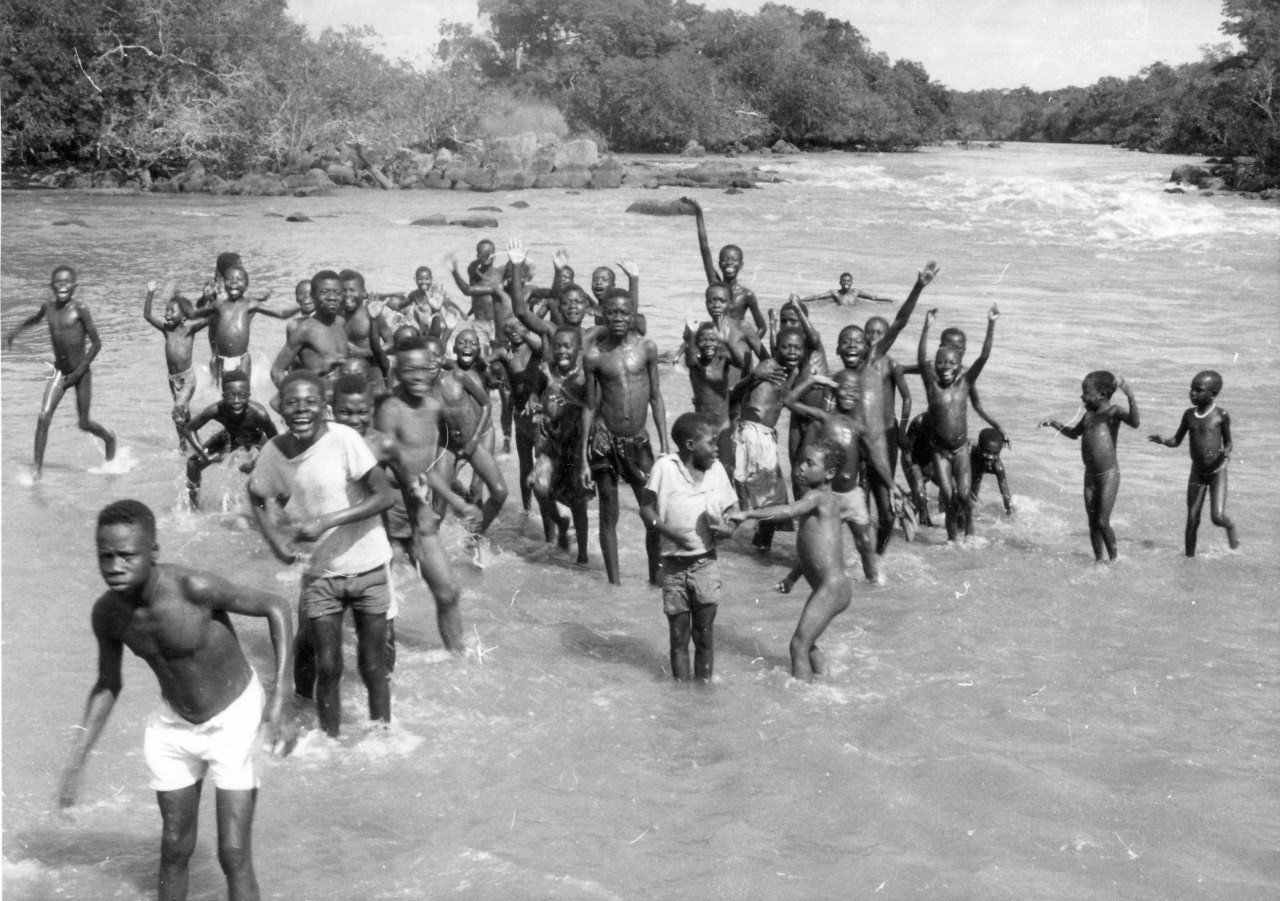 Dundo, Maio, 1964