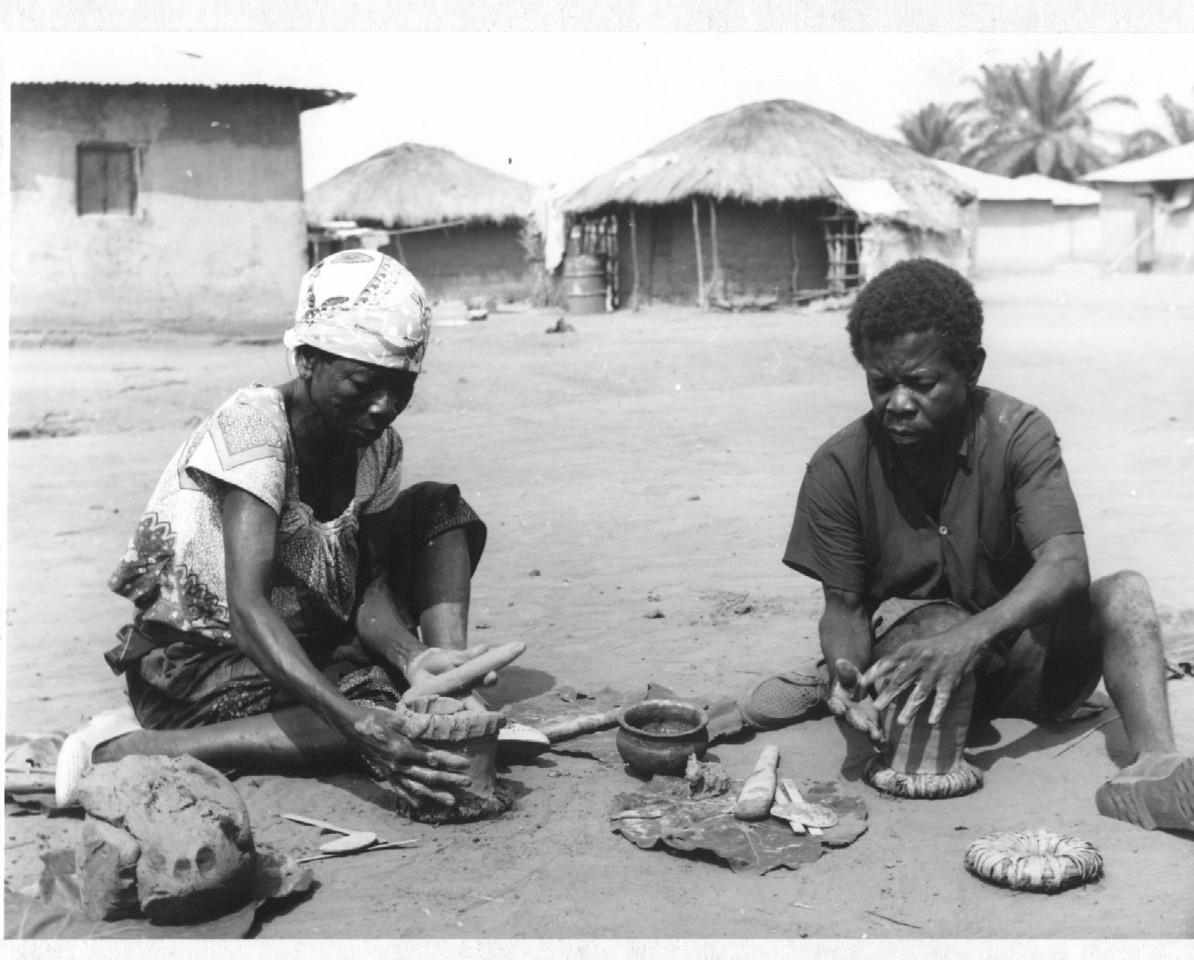 Fabrico de ceramica
