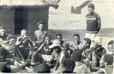 Trabalhadores em Andrada