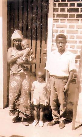 Fonseca e familia