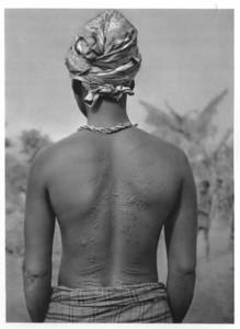 Tatuagem quioca -  posto do lovua - sobado de Satambue