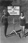 Nucha Barata e Janeca Mendonca