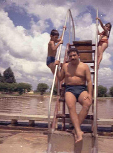 Calonda - piscina