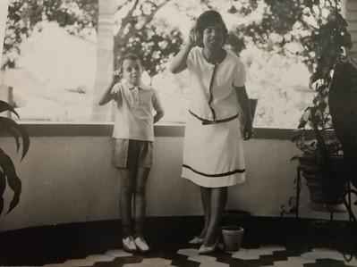 Casa de  ALIPIO PROENÇA- CASSANGUIDI 1962 ou 63