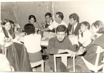 Isaurinda, Nanda Ferreira da Silva, ?, ?, Mário Pereira, Telinho,? , Birita