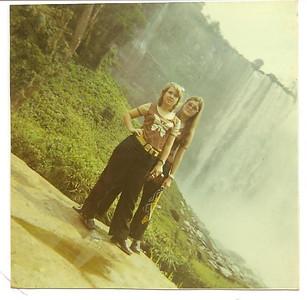 Teresa Fontinhas e Mina Ferraz