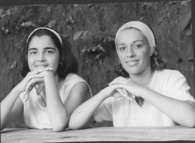 Teresa Fontinhas e Lurdes Ferraz