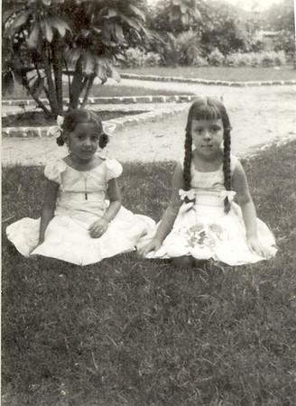 1JAN 1960, Andrada Ana Garrido, e Isabel Ritto