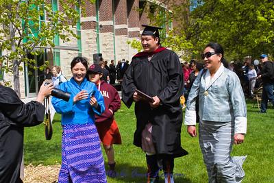 Graduate from Bhutan