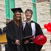 Proud graduate