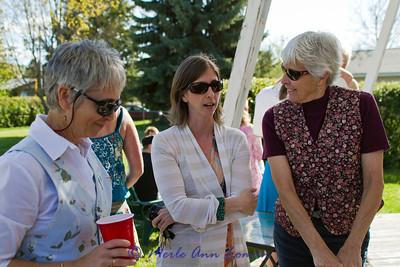 Linda, Miss Dubs, and Beryl