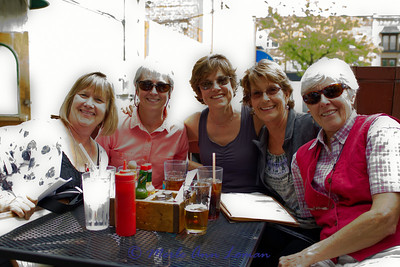 Old Post Pub with Linda and friends