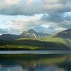 Kintla Lake in Glacier National Park