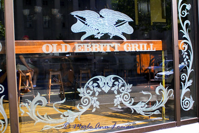 Old Ebbitt Grill, 675 15th St NW, Washington DC near the White House