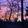 December sunrise in the Bitterroot Valley.