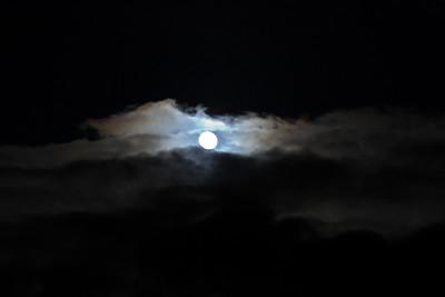 2011-03-19 Full moon over Montana