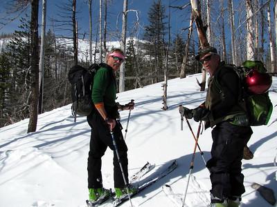 2013 Feb - Gash Peak